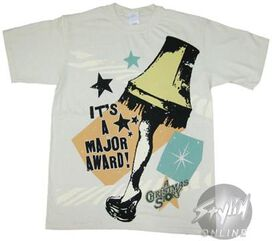 Christmas Story Lamp T-Shirt
