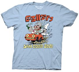 Rick & Morty San Diego 2018 T-Shirt (SDCC)