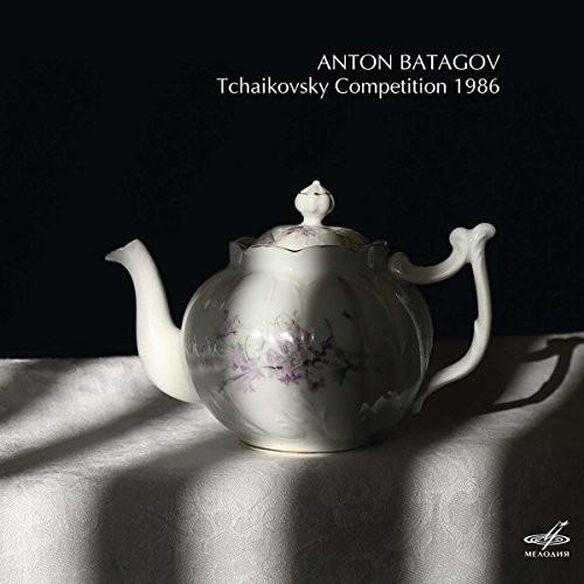 Anton Batagov: Tchaikovsky Competition 1986