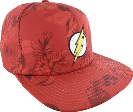 Flash Logo Mono Floral Sublimated Buckle Hat
