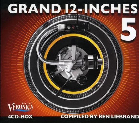 Various Artists - Grand 12 Inches, Vol. 5