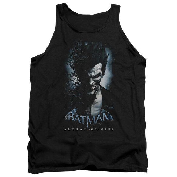 Batman Arkham Origins Joker Adult Tank