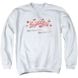Dubble Bubble A Gum And A Candy Adult Crewneck Sweatshirt