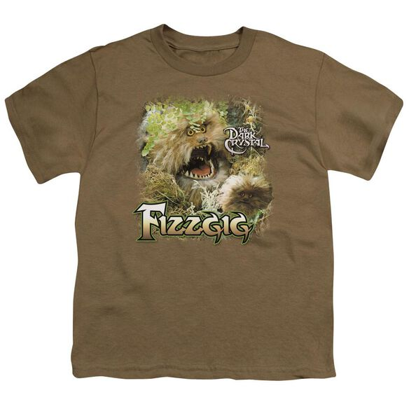 Dark Crystal Fizzgig Short Sleeve Youth Safari T-Shirt