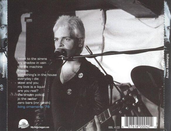 Tubeway Army (Bonus Tracks) (Reis)