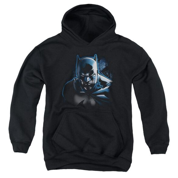 Batman Don't Mess With The Bat Youth Pull Over Hoodie