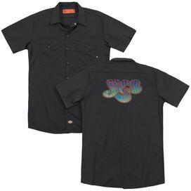 Yes Logo(Back Print) Adult Work Shirt