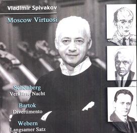 Vladimir Spivakov - Verklarte Nacht / Divertimento