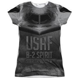 AIR FORCE STEALTH-S/S JUNIOR T-Shirt