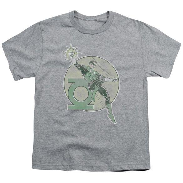 Dco Retro Lantern Iron On Short Sleeve Youth Athletic T-Shirt
