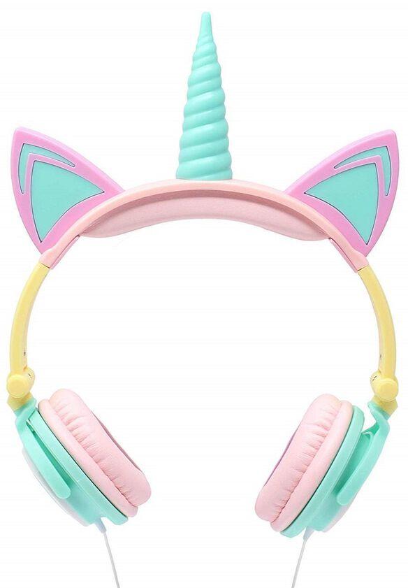 Gabba Goods Unicorn LED Headphones [Rainbow]