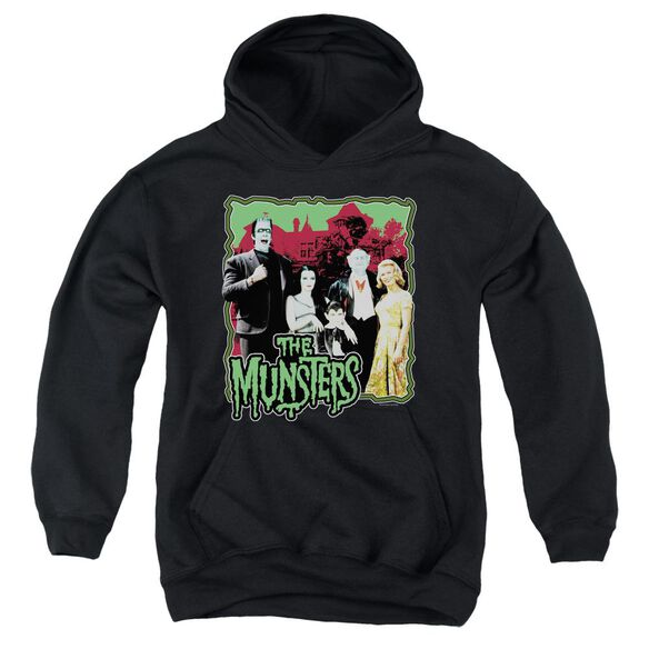 The Munsters Normal Family Youth Pull Over Hoodie