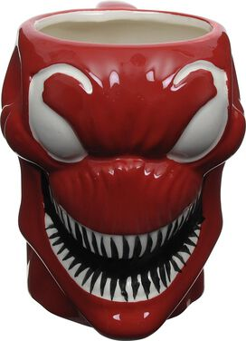 Carnage Head Sculpted Mug