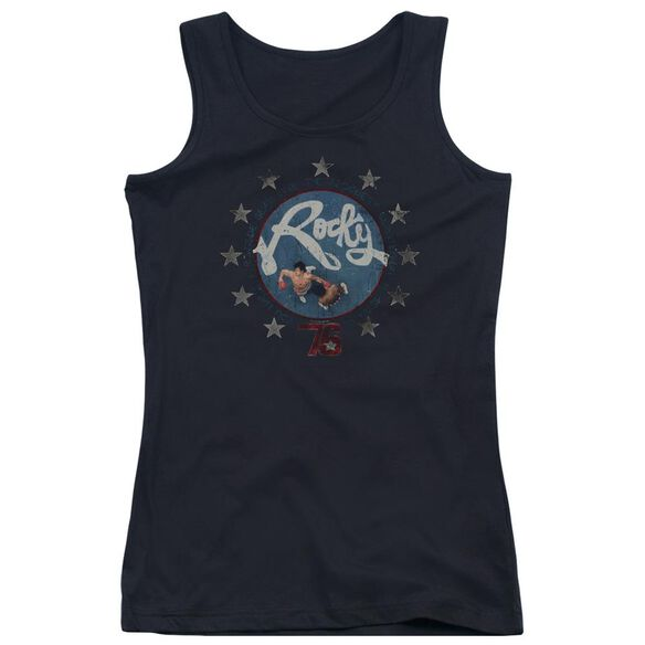 Rocky Bloodiest Bicentennial Juniors Tank Top