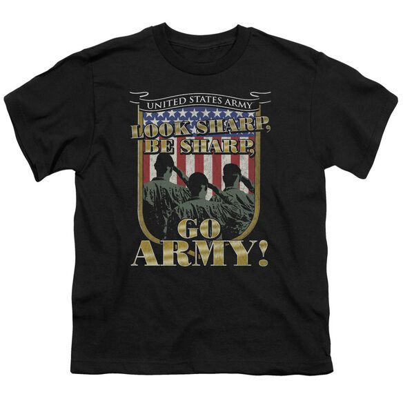 Army Go Army Short Sleeve Youth T-Shirt
