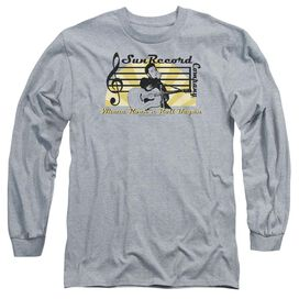 Sun Sun Record Company Long Sleeve Adult T-Shirt
