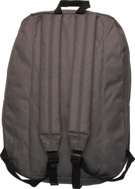 Batman Distressed Logo Gray Backpack
