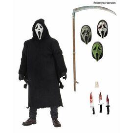 Scream Ghostface Ultimate 7-Inch Scale Action Figure
