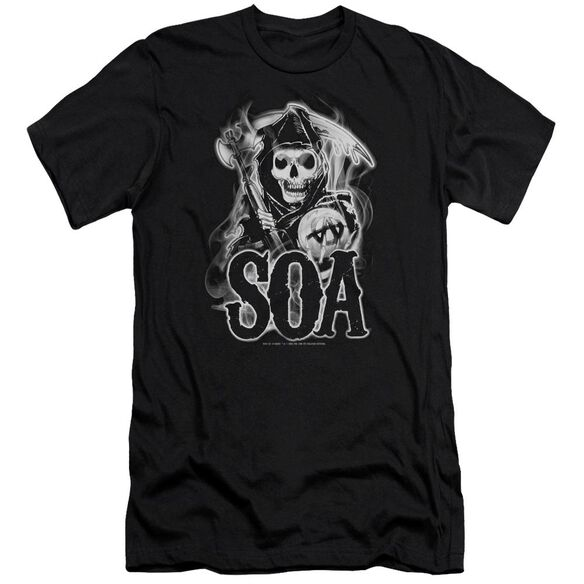 Sons Of Anarchy Smoky Reaper Premuim Canvas Adult Slim Fit