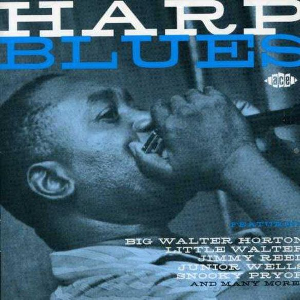 Harp Blues / Various (Uk)