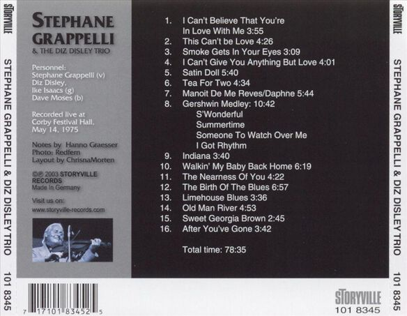 Live At Corby Festival Hall May 1975