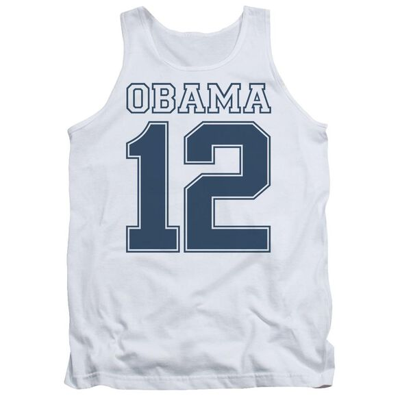 Obama 12 Adult Tank