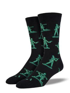 Army Men Men's Socks [1 Pair]