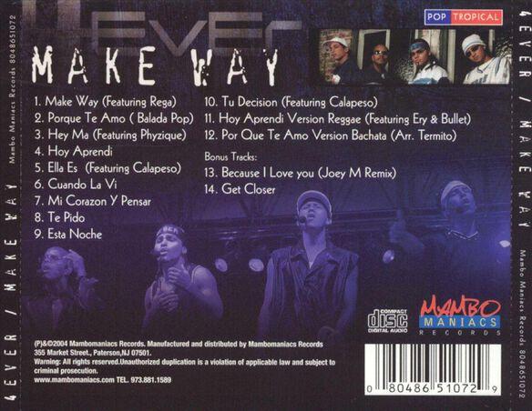 Make Way 0504