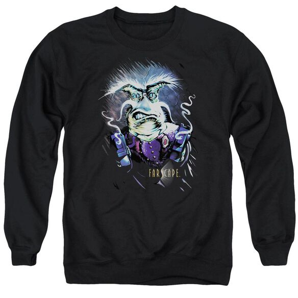 Farscape Rygel Smoking Guns Adult Crewneck Sweatshirt