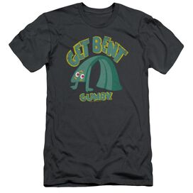 Gumby Get Bent Short Sleeve Adult T-Shirt