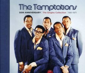 The Temptations - 50th Anniversary: The Singles Collection 1961-1971