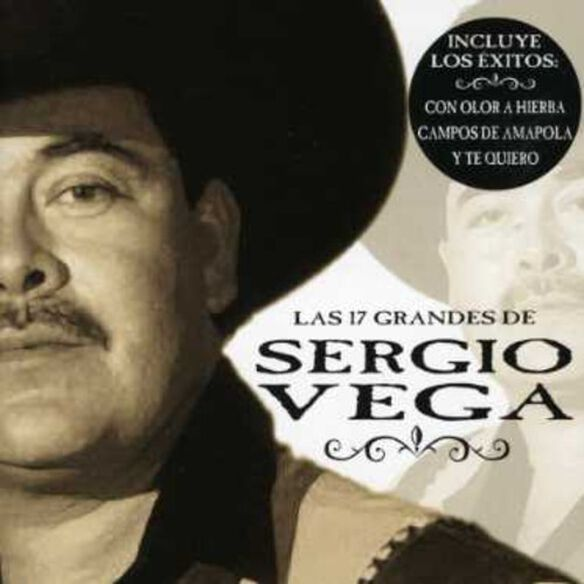 Sergio Vega - 17 Grandes de Sergio Vega