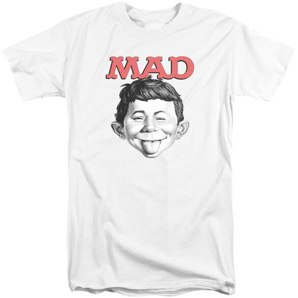 Mad U Mad Short Sleeve Adult Tall T-Shirt