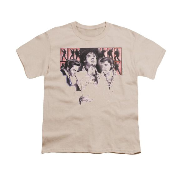 Elvis In Concert Short Sleeve Youth T-Shirt