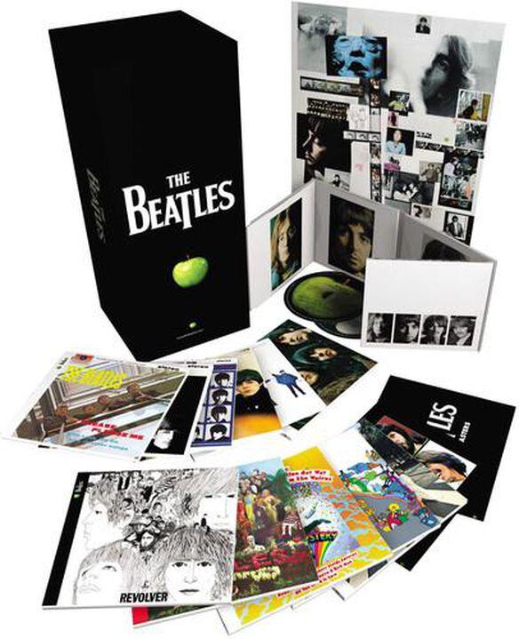 The Beatles - Stereo Box Set