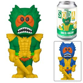 Funko Soda: Masters of the Universe - Mer-Man (w/chase)