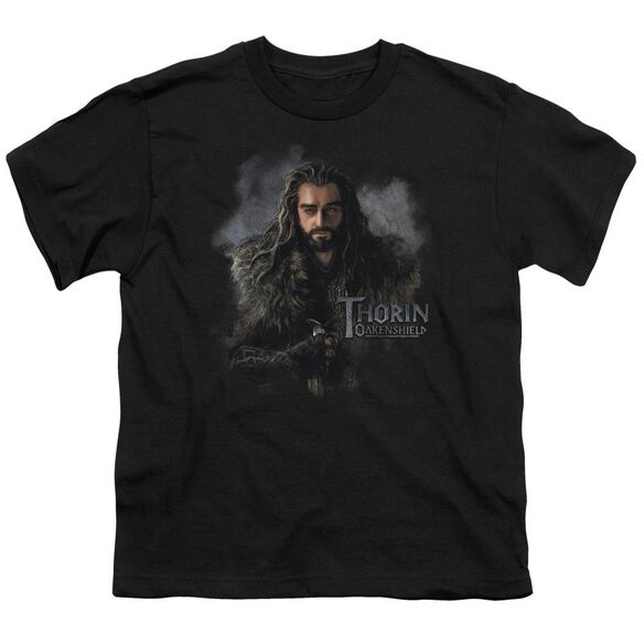 The Hobbit Thorin Oakenshield Short Sleeve Youth T-Shirt