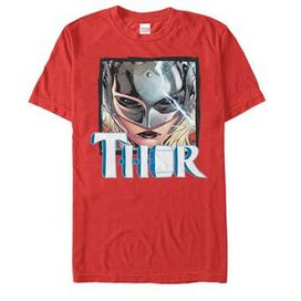 Thor Jane Close Up T-Shirt