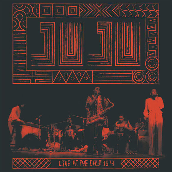 Juju - Live At The East