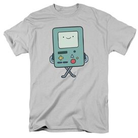 Adventure Time Bmo Short Sleeve Adult T-Shirt