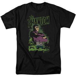 Phantom Jungle Protector Short Sleeve Adult T-Shirt