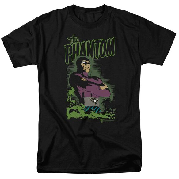 Phantom Jungle Protector Short Sleeve Adult T-Shirt