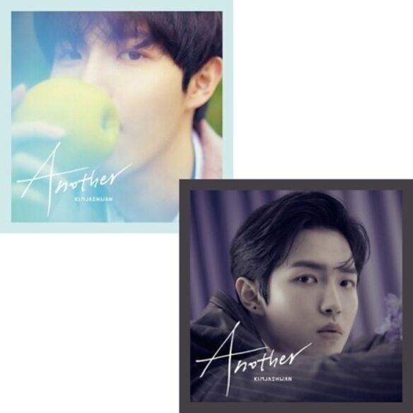 Kim Jae Hwan - Another (1st Mini Album) (Incl. Photo Book, 2 Photo Cards, LenticularPhoto Card, 3-cut Photo + Clear Photo Card)