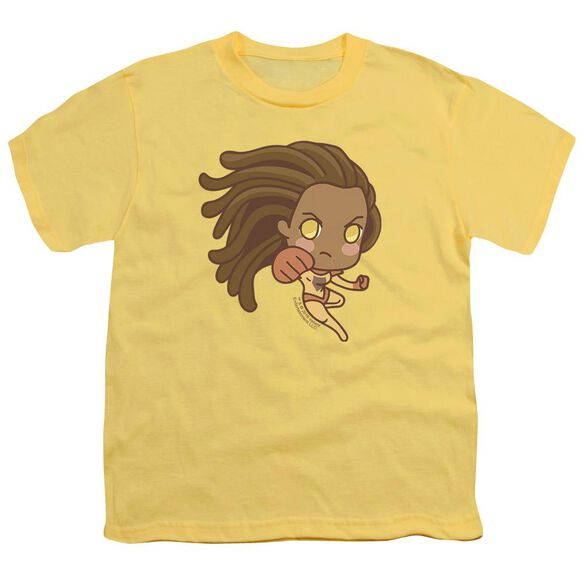 Valiant Livewire Chibi Short Sleeve Youth T-Shirt