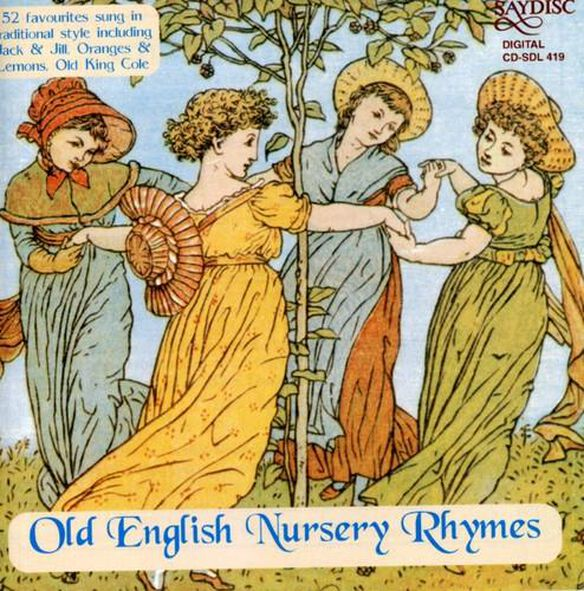 Old English Nursery Rhymes / Various