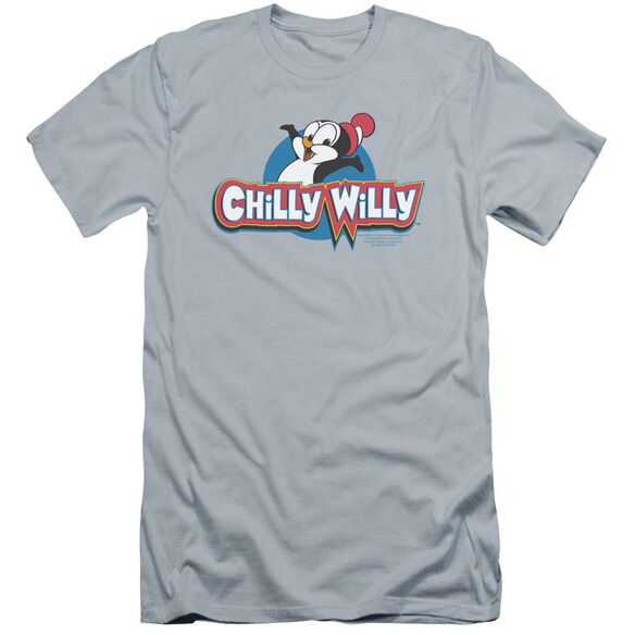 Chilly Willy Logo Premuim Canvas Adult Slim Fit Light