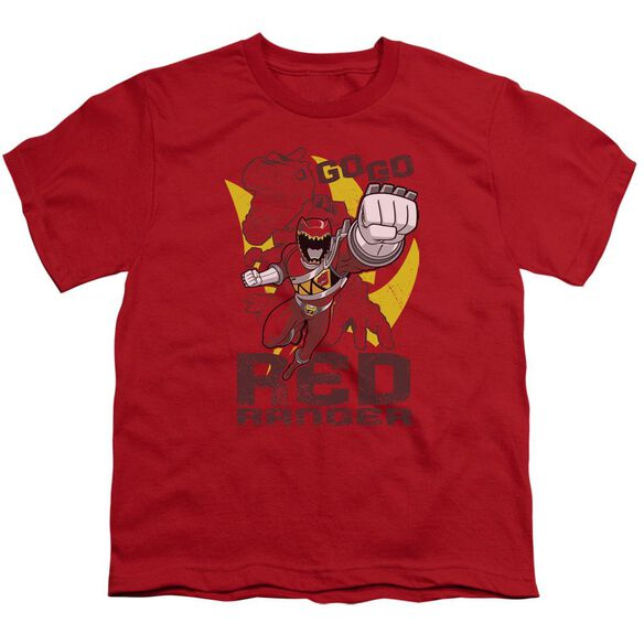 Power Rangers Go Short Sleeve Youth T-Shirt