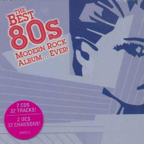 Best 80's Modern Rock Album / Various (Can)