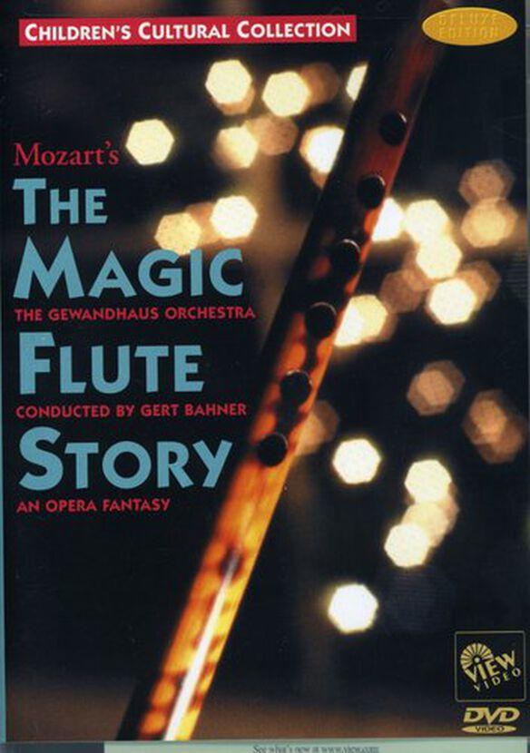 The Magic Flute Story: An Opera Fantasy