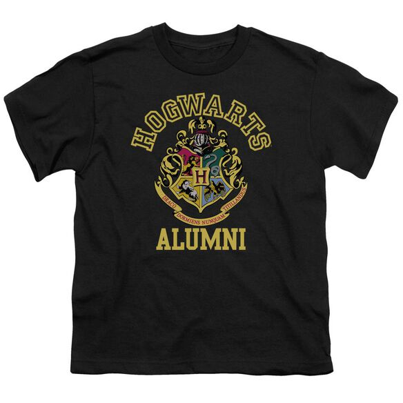 Harry Potter Hogwarts Alumni Short Sleeve Youth T-Shirt